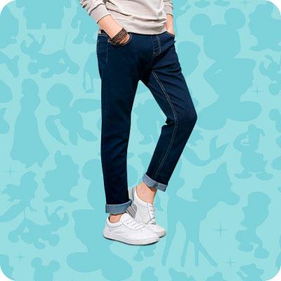 Jeans de niños